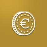 Picto représentant l'argent